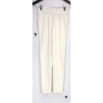 Slimming Options for Kate & Mallory Leggings Shape Control Ivory A408576