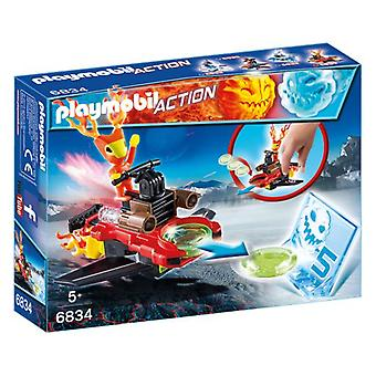 Playmobil Sparky met Disc Shooter 6834