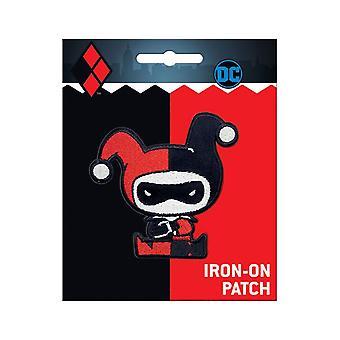 Harley Quinn Chibi Patch