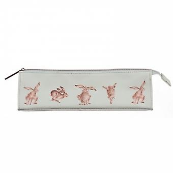 Wrendale Designs Hare Brush Bag