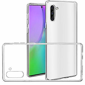 Ultratunn soft shell TPU Samsung Galaxy Note 10 Translucent
