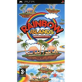 Rainbow Island Evolution (PSP) - As New