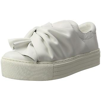 Kenneth Cole New York Womens Aaron 3 Fabric Low Top Slip On Fashion Sneakers