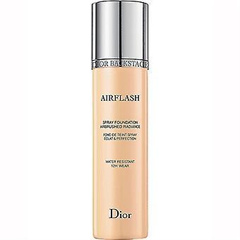 Christian Dior Backstage Airflash Spray Foundation 1N (100) Neutral / Ivory 2.3oz / 70ml