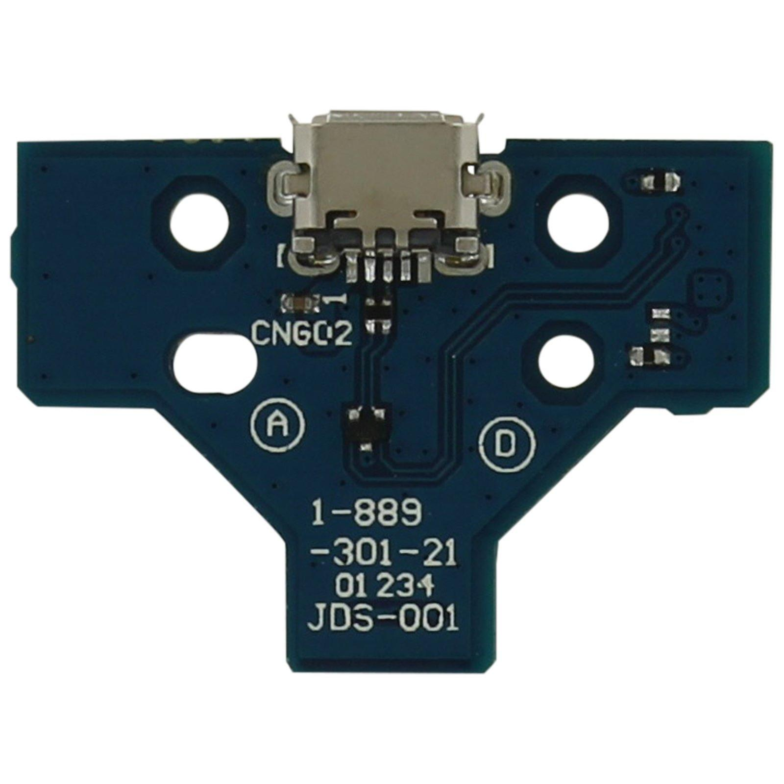 14 Pin v1 Micro USB Ladebuchse ic Board für sony ps4 Controller jds-001