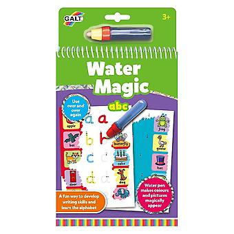 Galt - Water Magic - ABC - Re-usable Colouring Book