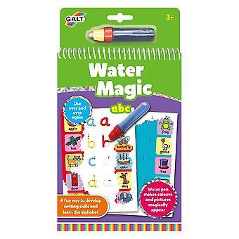 Galt - Water Magic - ABC - Re-usable Colouring Book