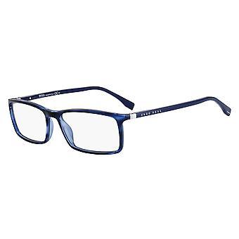 Hugo Boss 0680/N 38I Blue Horn Glasses