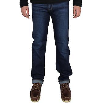Emporio armani j21 men's blue jeans