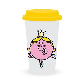 Little Miss Princess Travel Mug