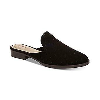 Style & Co. Womens Salina Closed Toe Mules, Black, Size 6.5 M