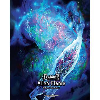 Fragged Empire Adventure #3 Alien Flame RPG bog