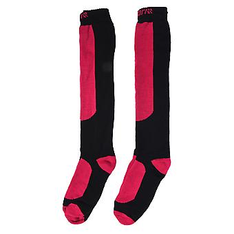 Campri γυναικών κυρίες Soft ζεστή ζεστό γόνατο υψηλή χειμωνιάτικες κάλτσες χιονιού σκι