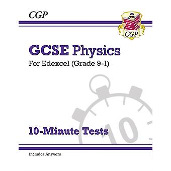 New Grade 91 GCSE Physics Edexcel 10Minute Tests with an