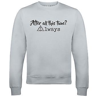 Altijd Harry Potter heren Sweatshirt