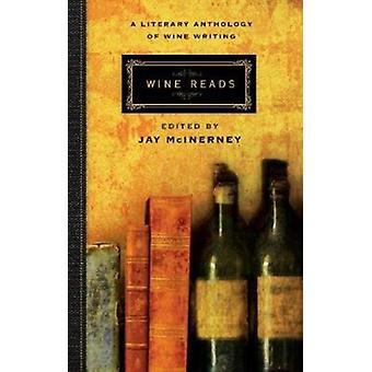Wine Reads by Jay McInerney