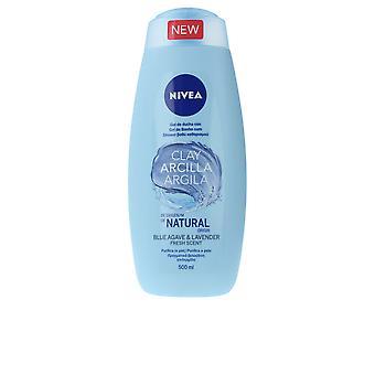Nivea Arcilla Blue Agave & Lavender Shower Gel 500 Ml Unisex
