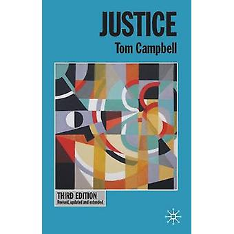 Justice by Tom Campbell