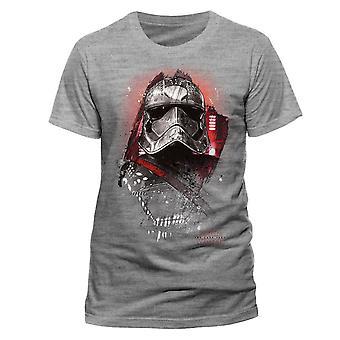Star Wars Capitano Phasma L'Ultimo Jedi Episodio8 T-Shirt Ufficiale