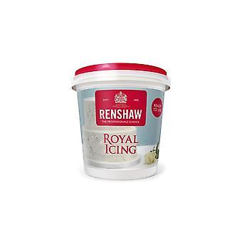 Renshaw klaar voor gebruik White Royal Icing 400g