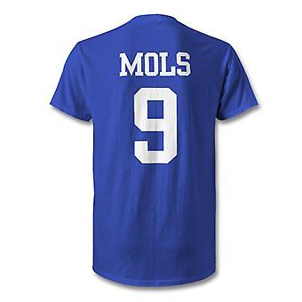 Michael Mols Rangers Legend Hero T-Shirt