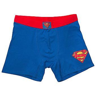 Superman Classic Herren's Unterwäsche Boxer Slips