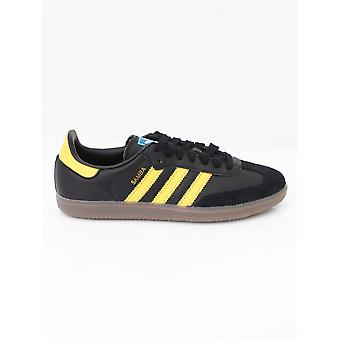 adidas Originals Samba OG - Sort/Gul