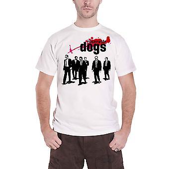 Reservoir Dogs T Shirt Reservoir Dogs Splash new Official Mens White