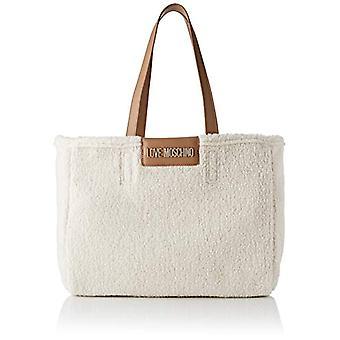 الحب موسكينو بو حقيبة حمل دونا بيج (الجمل / العاج) 28x43x12 سم (W x H x L)