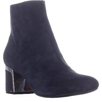 DKNY Womens Corrie Suede Pointed Toe Ankle Fashion Boots