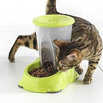 Moderna Smart Little Chute feeder 1.5 L (Dogs , Bowls, Feeders & Water Dispensers)