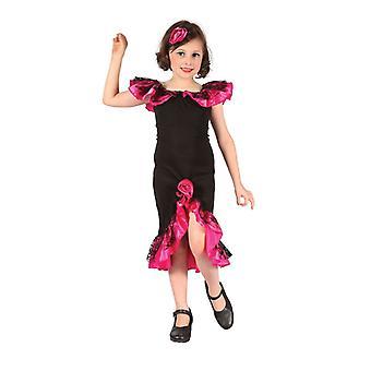 Bristol Neuheit Kinder/Mädchen Rumba Mädchen Kostüm
