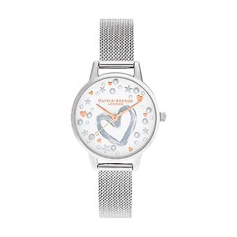 Watch Olivia Burton OB16LH12 - Watch YOU HAVE MY HEART Woman