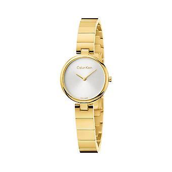 Calvin klein women's watch yellow k8g23