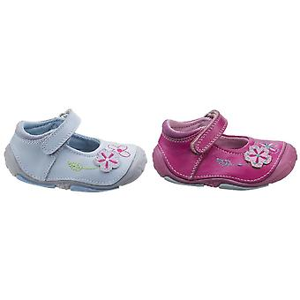 הס גורים ילדים/נערות לארה לגעת הידוק נעלי עור