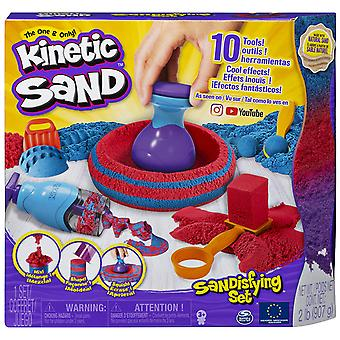 Kinetisk Sand 6047232 Sandisfying Sett med 906 g sand