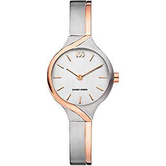 Danish Designs DZ120485-women's wristwatch, titanium, colour: grey
