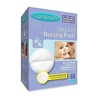 Lansinoh disposable nursing pads, 60 ea