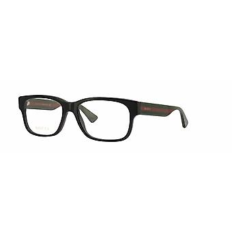 Gucci GG0343O 007 Black Glasses