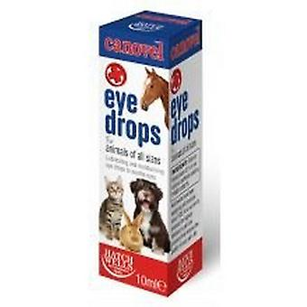 Hatchwell Canovel Pet Eye Drops Liquide