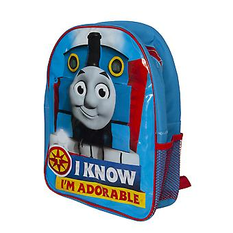 Thomas & Friends Childrens/Kids I Know Im Adorable Backpack