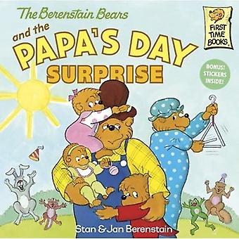 Os ursos de Berenstain e surpresa do dia do pai (Paperback escola &; biblioteca vinculação Edition)