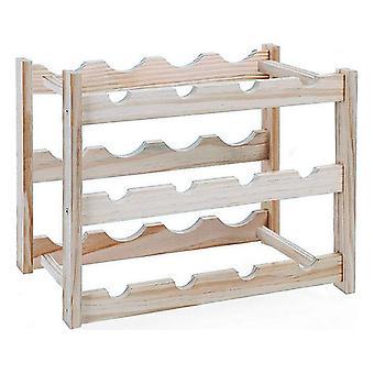 Palack rack Confortime Wood (12 palack)