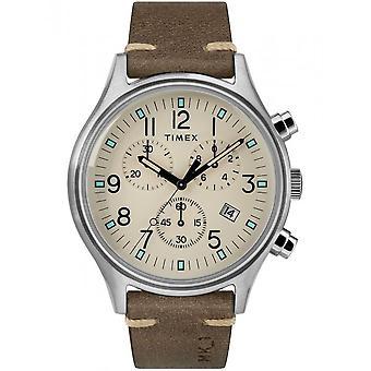 Timex Miesten Watch TW2R96400 chronographs