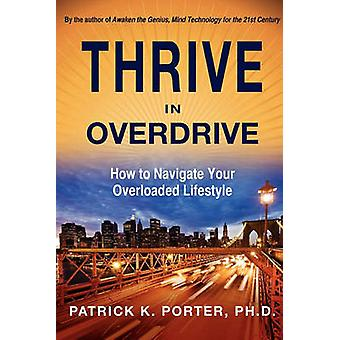 Thrive In Overdrive How to Navigate Your Overloaded Lifestyle by Porter & Patrick Kelly