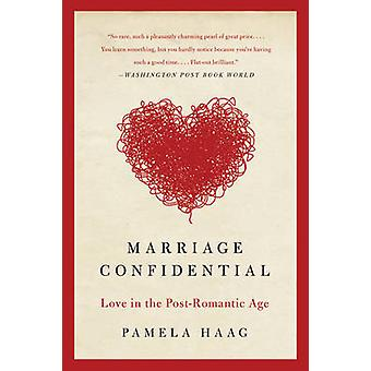 MARRIAGE CONFIDENTIAL       PB by Haag & Pamela