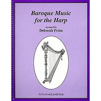 Baroque Music for the Harp - 9780962812064 Book