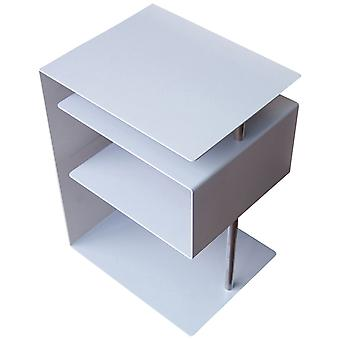 PROMIENIA X-centric srebrny stół stolik - 530