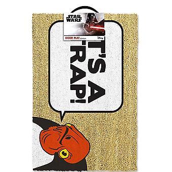 حرب النجوم الأدميرال أكبار it & apos;s A Trap Doormat