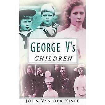 George Vs Children door John Van Der Kiste
